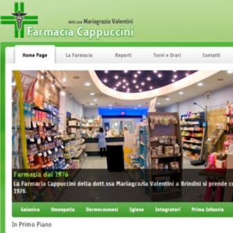 Farmaciacappuccinibr.it